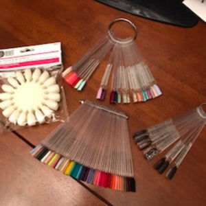 Jamberry Nail Color Samples